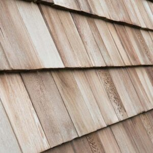 New Cedar Shingles in Edmonton