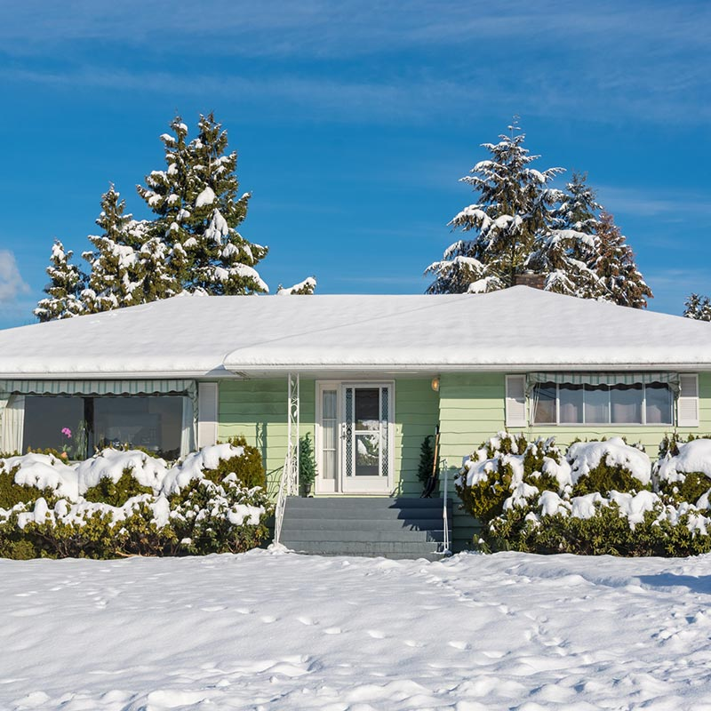 Complete Guide to Taking Care of Your Roof in The Winter