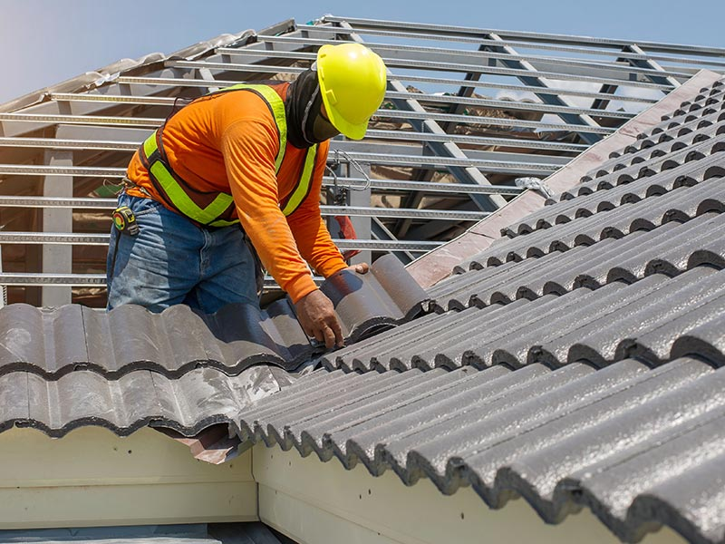 What are the most cost-effective roofing materials?